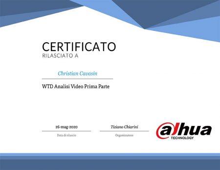 certificate-Analisi-Video-Prima-Parte