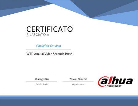 certificate-Analisi-Video-Seconda-Parte