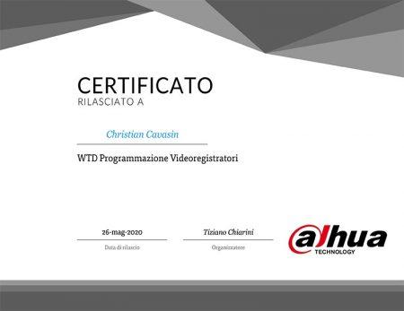 certificate-Programmazione-Videoregistratori